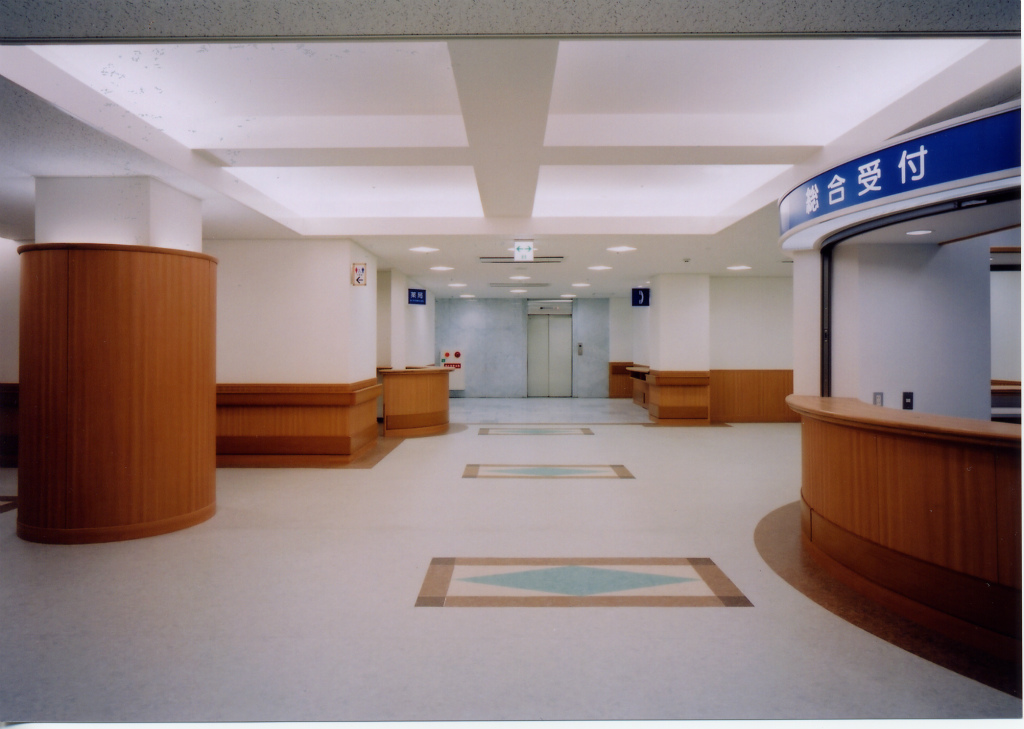 田川療養所増改築